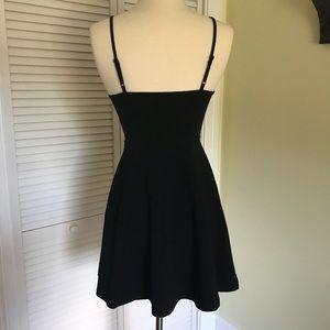Express Dresses - Express XS black strappy dress